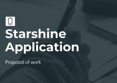 Starshine App